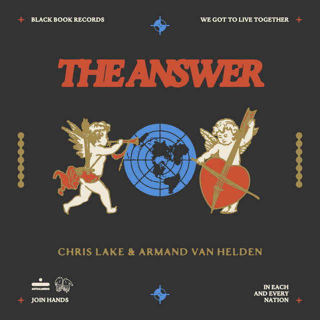 The Answer - Single by Chris Lake, Armand Van Helden | Spotify