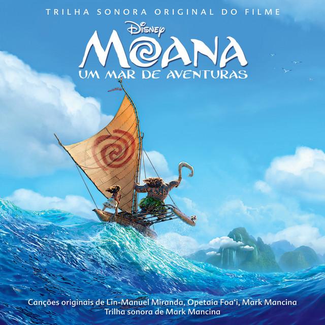 Moana: um mar de aventuras (Trilha sonora original em português)