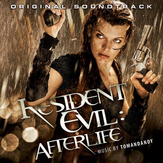 resident evil afterlife soundtrack tool