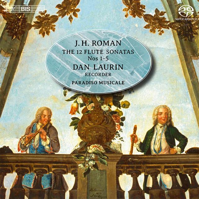 Roman: Flute Sonatas Nos. 1-5