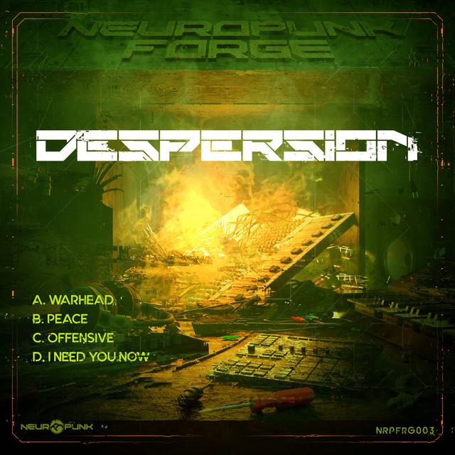 Warhead EP Image