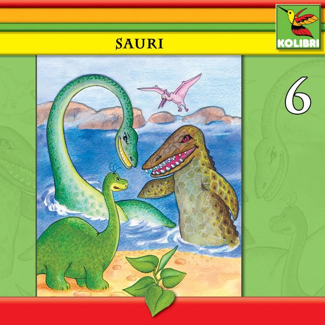 Sauri 6 - Abenteuer am großen Meer