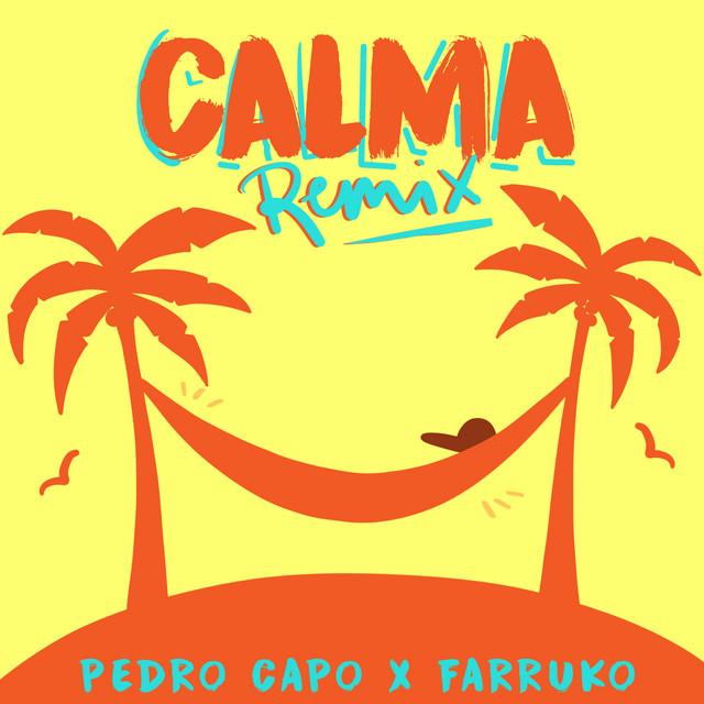 Pedro Capó Calma - Remix acapella