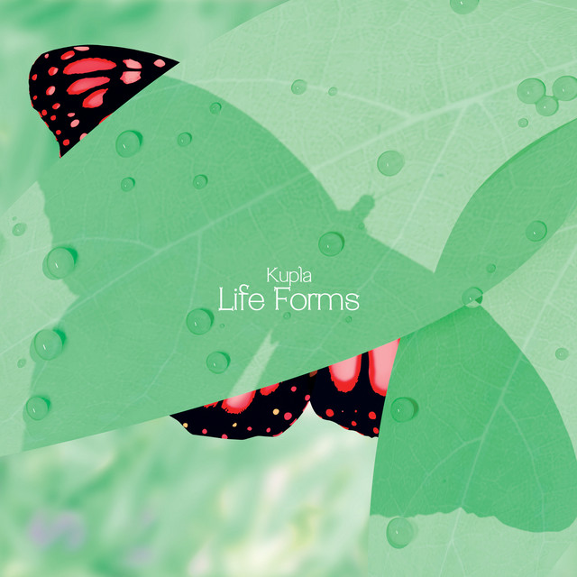 Album cover for Life Forms by Kupla