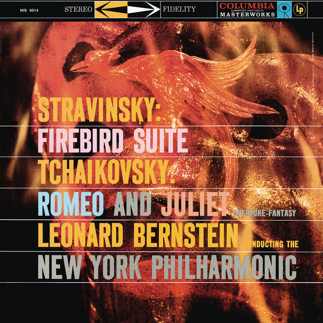 Stravinsky: Firebird Suite - Tchaikovsky: Romeo and Juliet (Remastered)