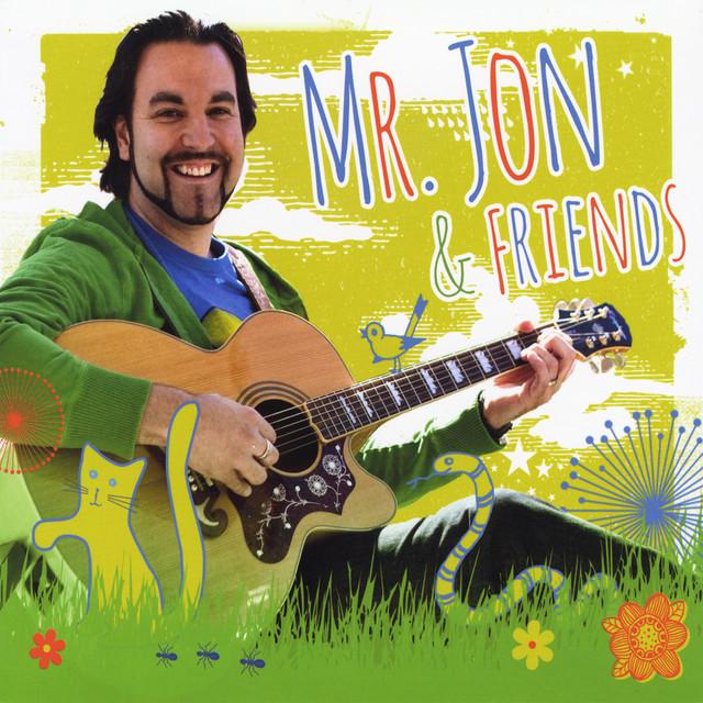 Mr. Jon & Friends - Tuesday 10:30 am EDT