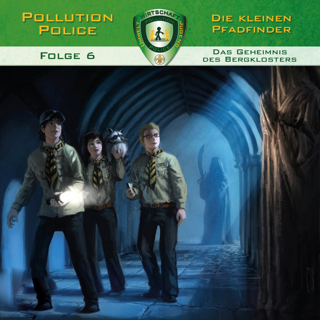 Folge 6: Das Geheimnis des Bergklosters Cover