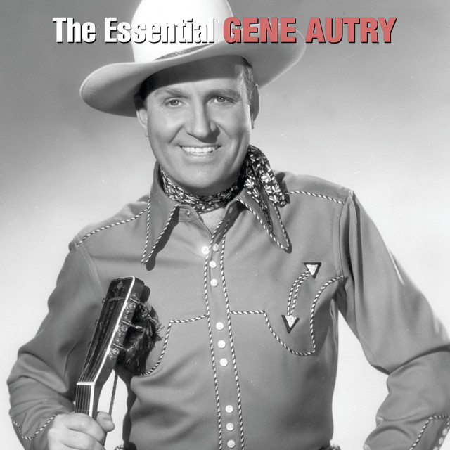 Cover art for Home On the Range by Gene Autry