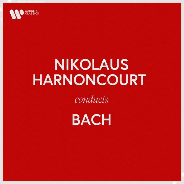 Nikolaus Harnoncourt Conducts Bach