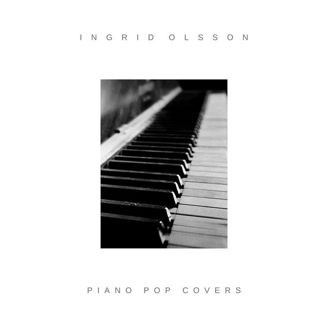 Piano Pop Covers