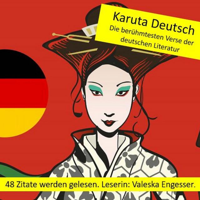 Karuta Deutsch - Die Berühmtesten Verse Der Deutschen Literatur