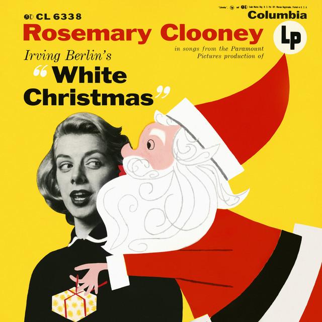 White Christmas album cover