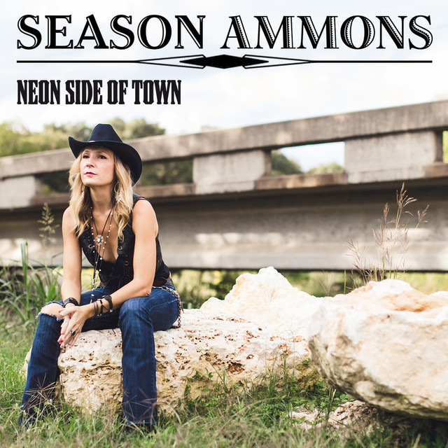Neon Side of Town-Season Ammons