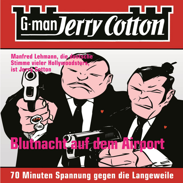 Folge 4: Blutnacht auf dem Airport Cover