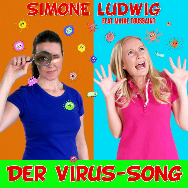 Der Virus-Song by Simone Ludwig