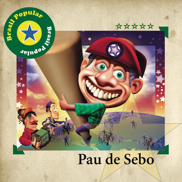 Brasil Popular - Pau De Sebo
