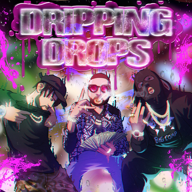 Dripping Drops