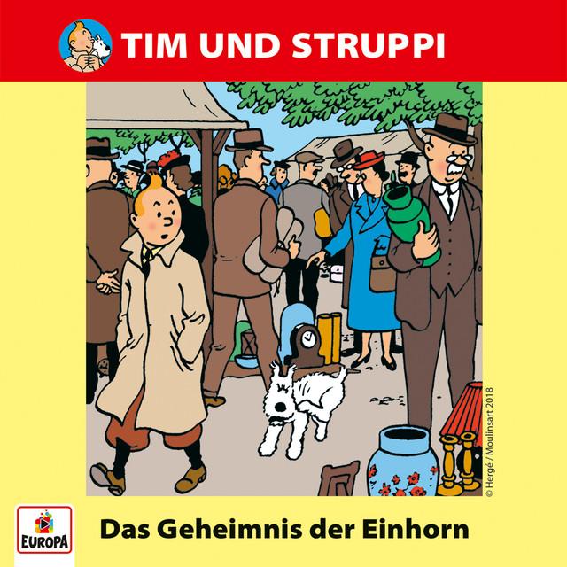 002 - Das Geheimnis der Einhorn Cover