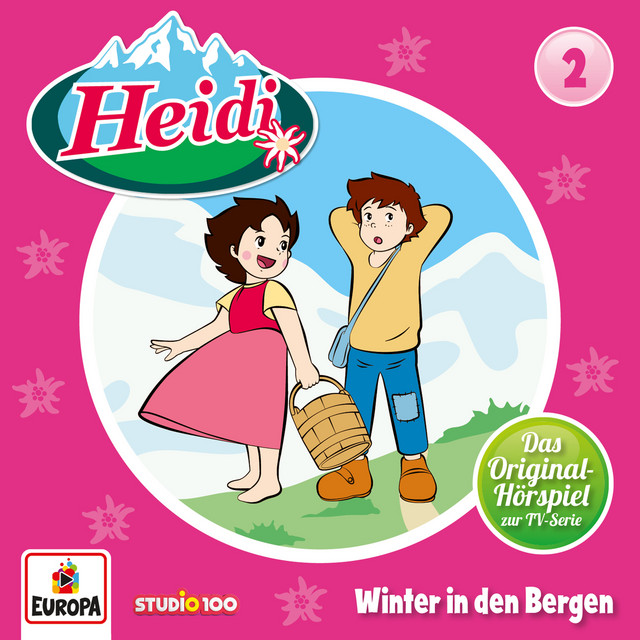 02 - Winter in den Bergen Cover