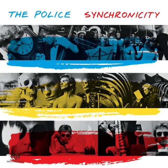 Synchronicity II album cover