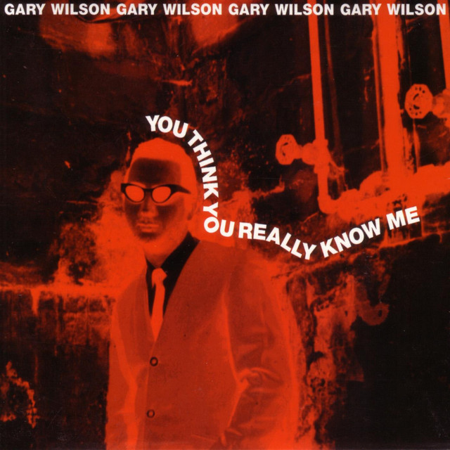 Gary Wilson  Think You Really Know Me :Replay