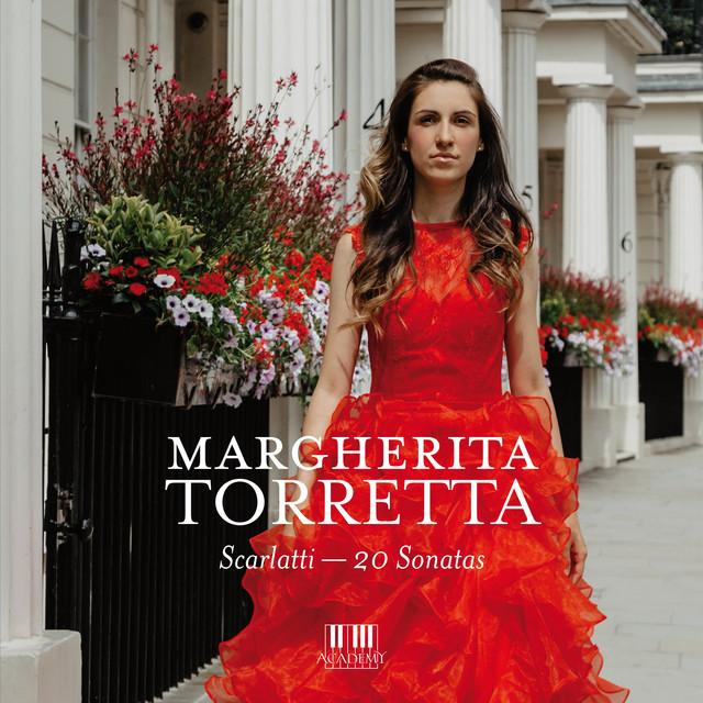 Album cover for Domenico Scarlatti: 20 Sonatas by Domenico Scarlatti, Margherita Torretta