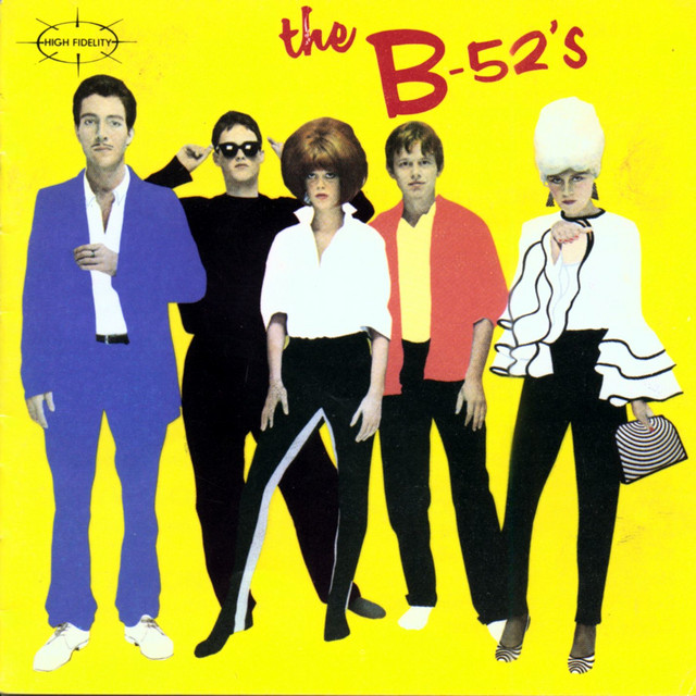 Cover art for Hero Worship by The B-52's
