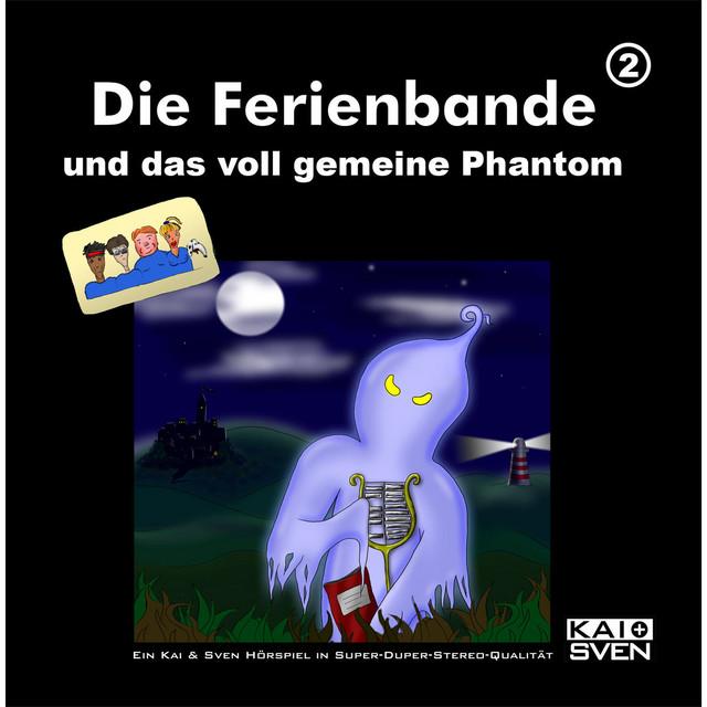 Die Ferienbande und das voll gemeine Phantom - Teil 2 Cover