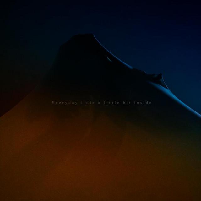 Everyday I Die a Little Bit Inside - Single by CHANKA | Spotify Image