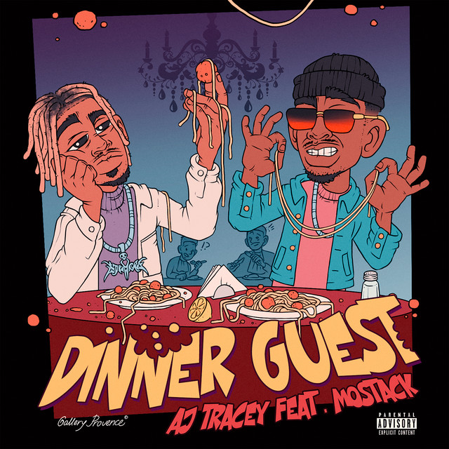 Dinner Guest cover