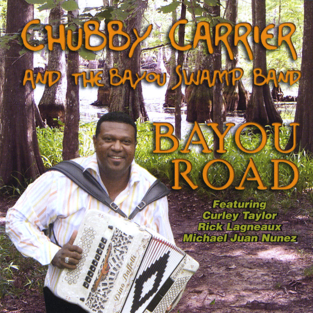 Chubby Carrier and the Bayou Swamp Band