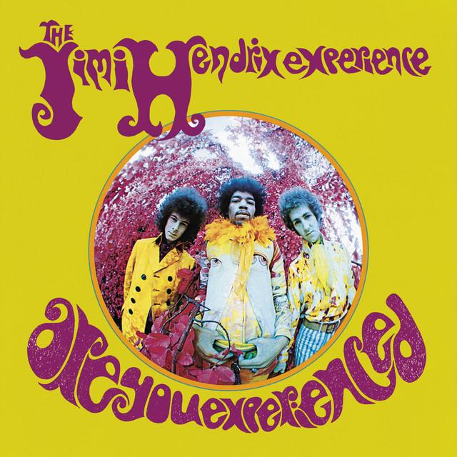 Jimi Hendrix album cover