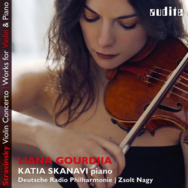 Stravinsky: Violin Concerto & Works for Violin and Piano