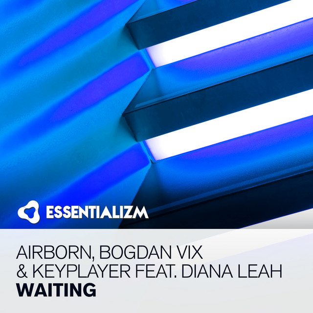 Airborn, Bogdan Vix & KeyPlayer feat. Diana Leah - Waiting Image