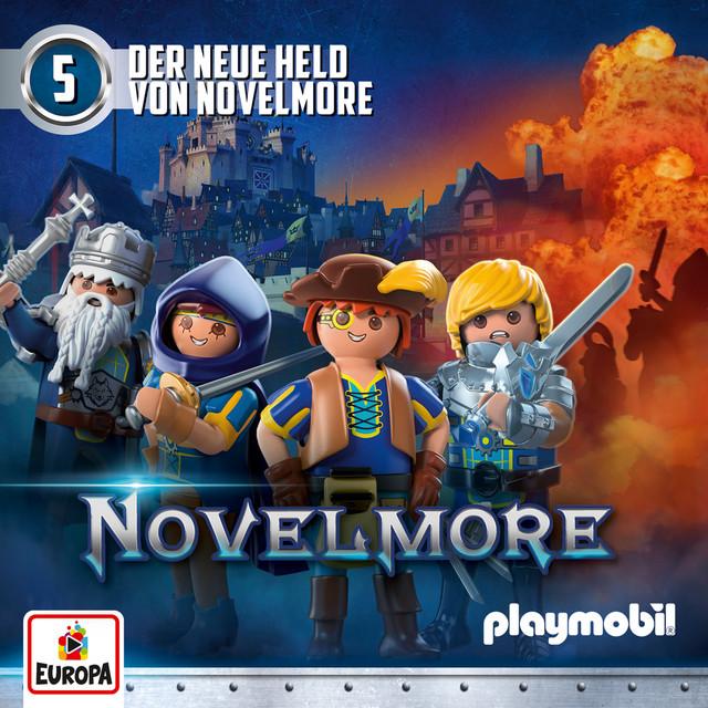 005 - Novelmore: Der neue Held von Novelmore Cover