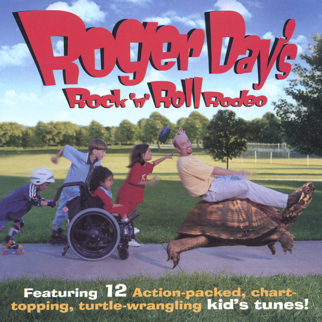 Rock 'N' Roll Rodeo by Roger Day