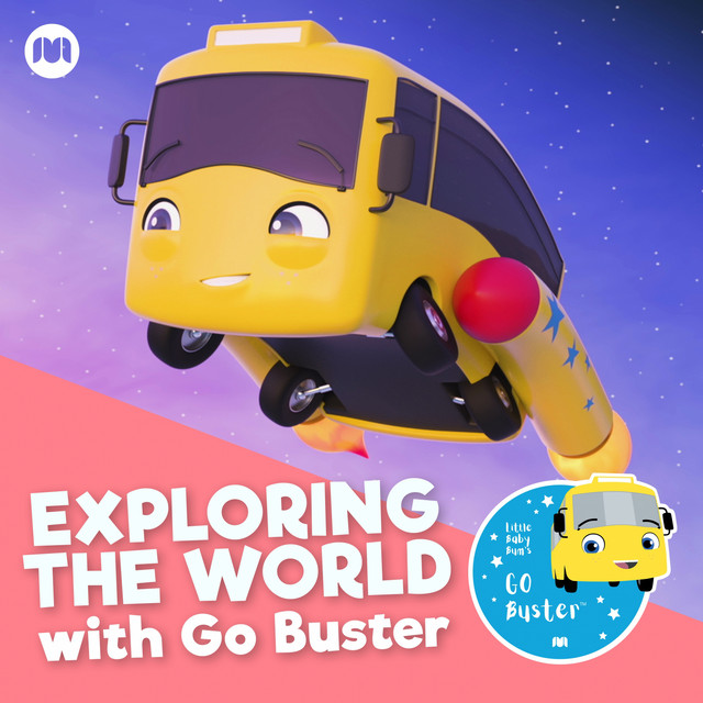 Exploring the World with Go Buster