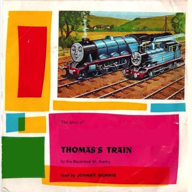 Artwork for Thomas' Train by Johnny Morris