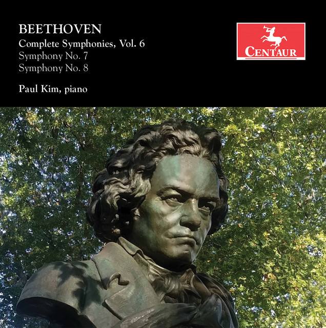 Beethoven: Complete Symphonies, Vol. 6 (Arr. for Piano)
