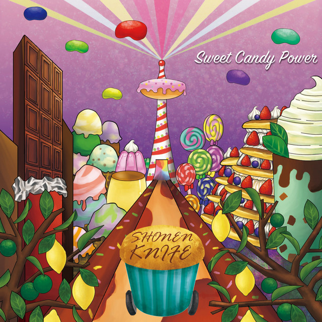Sweet Candy Power