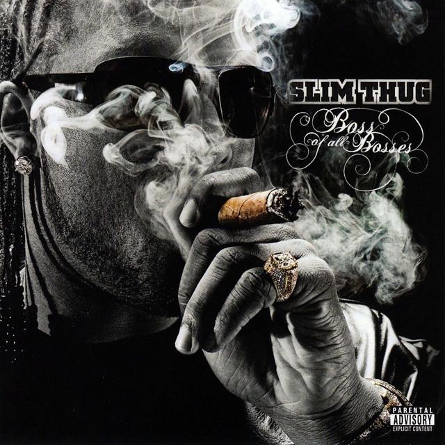 Slim Thug album cover