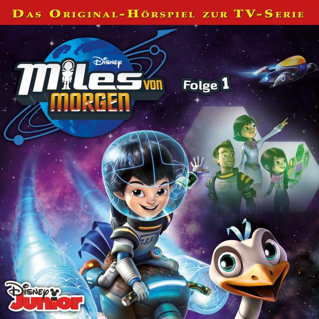 Folge 1 (Raumschiff außer Kontrolle  -  Strudel-Surfen  -  Die Reise zum Eisplaneten  -  Angriff der Flickorax) Cover