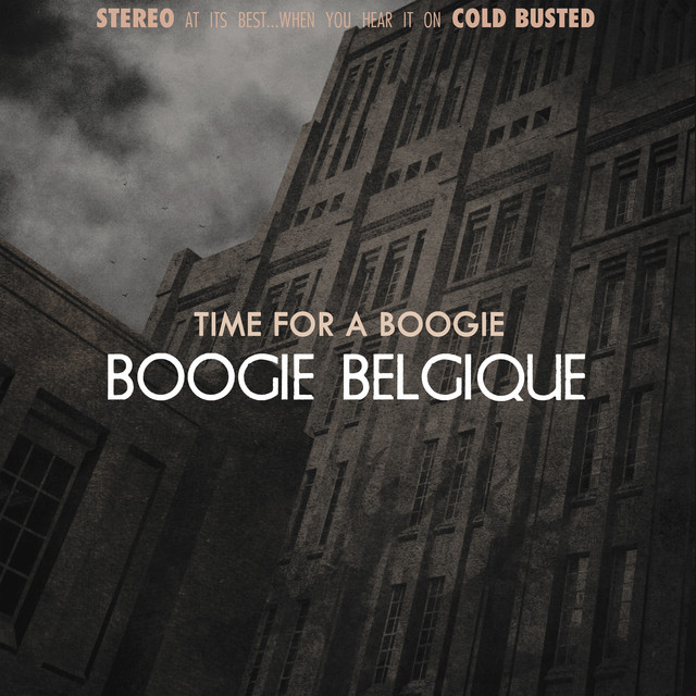 Boogie Belgique - Time For A Boogie (Remastered) Image