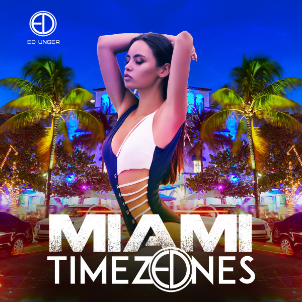 Miami Timezones by Ed Unger Image