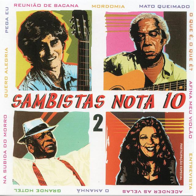 Sambistas Nota 10, Vol. 2