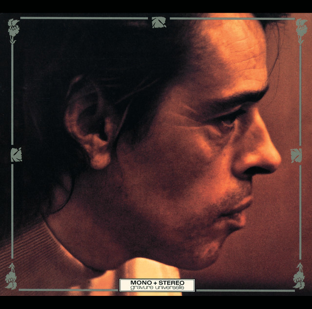 Cover art for J'arrive by Jacques Brel