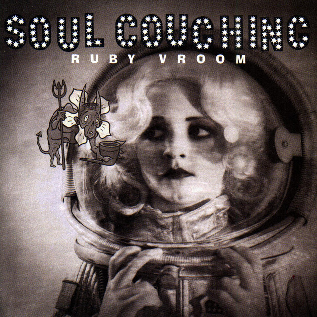The album cover for Screenwriters Blues by Soul Coughing.
