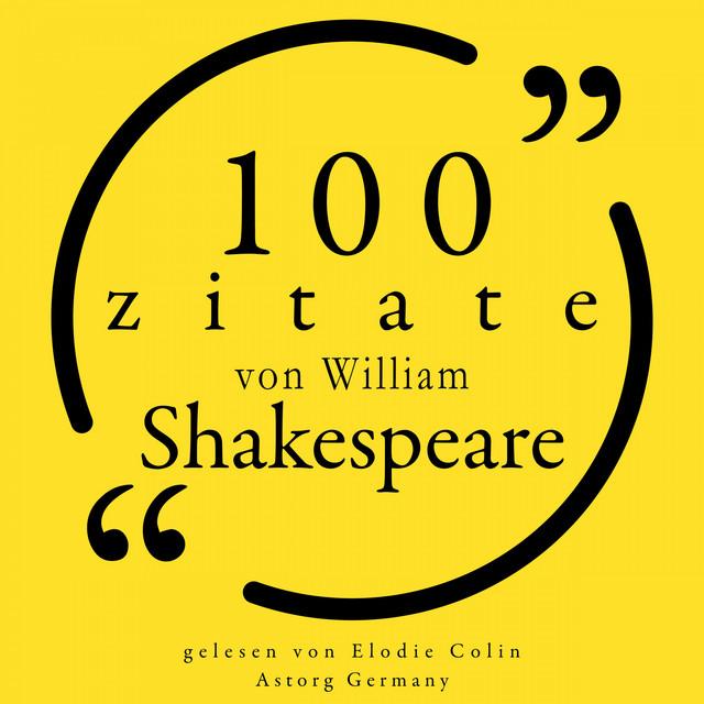 Von shakespeare zitate Zitat Shakespeare
