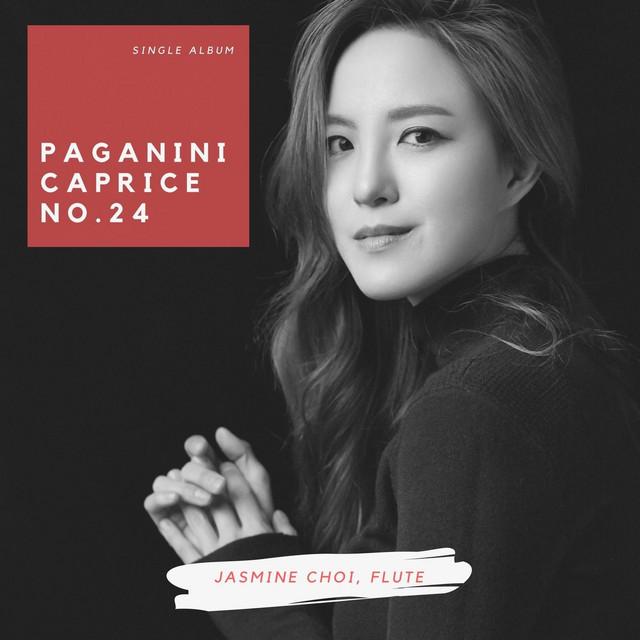 Paganini: Caprice No. 24 for Solo Flute (Arr. Jasmine Choi)