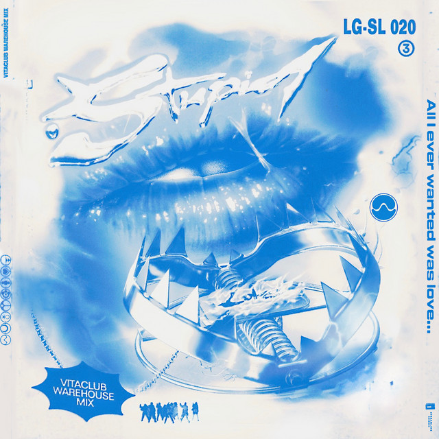 Stupid Love - Vitaclub Warehouse Mix cover art